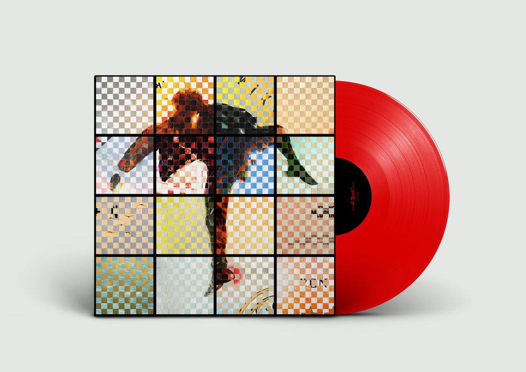 """Cover for LP'en """"Løsøre (2019)"""" av Dumdum Boys"""